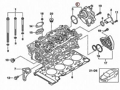 BMW 318I N42 Engine 1166-7502656 LUK Vacuum Pump Repair