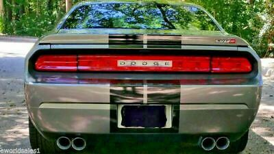 out exhaust tips for challenger dodge srt8