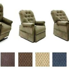Mega Motion Lift Chair Customer Service Hanging Dedon Easy Comfort Lc 200 Power Electric 3 Position 6 Of 8 Recliner