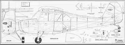1/3 SCALE AERONCA 7-AC Champ Giant Scale RC AIrplane