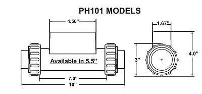 Spa Hydro Quip Wiring Diagram