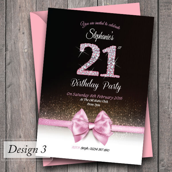 personalised birthday party invitations uk inviview co