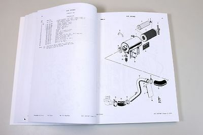 massey ferguson 175 parts diagram 2 pole lighting contactor wiring mf tractor catalog manual exploded views 5 of 7 for repairs
