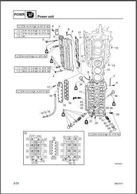 YAMAHA F200 LF200 F225 LF225 4-Stroke Outboard Motors