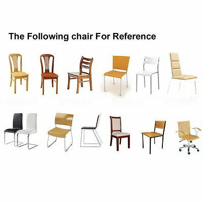 stretch dining chair covers nordic posture protector slipcover decor spandex 5 of 8 14 colour