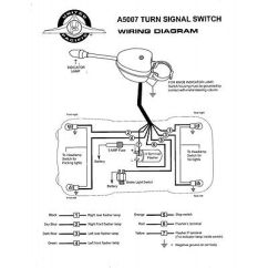 Hot Rod Turn Signal Switch Wiring Diagram Warn Winch Northern Tool Universal Column Mount 12 Volt 6 Rat Custom