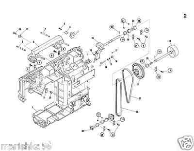 ELNA 9000 & DIVA Service Manual and Parts / Schematics