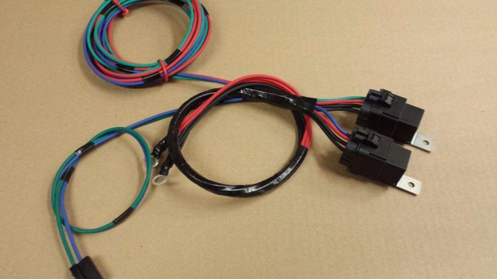 medium resolution of 2 of 3 johnson evinrude power trim tilt relay wiring harness