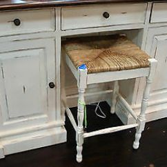 Distressed Kitchen Island Cheap Islands White Counter Drop Leaf Bar Top 8 Of 11