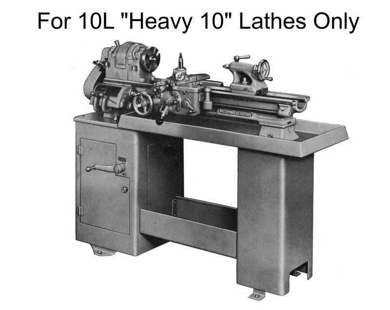 13 Inch South Bend Lathe Manual