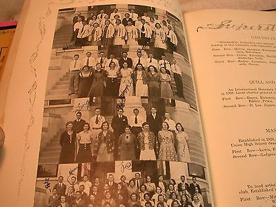 2002 MOUNTAIN View High school yearbook Mesa AZ Arizona