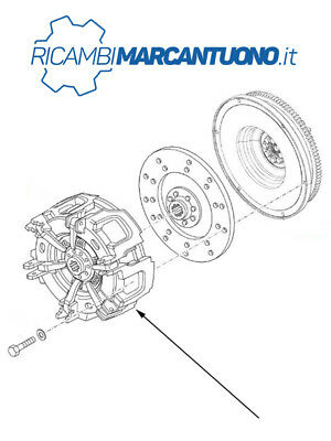 710410014 KIT DISTRIBUTORE Per Trattori Fiat New Holland