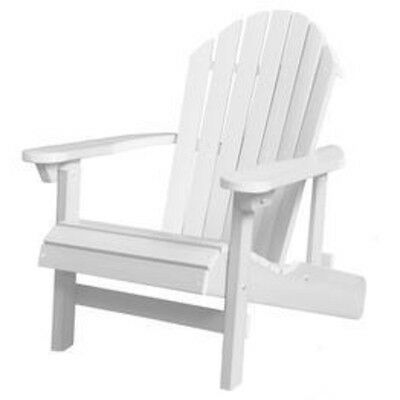 highwood adirondack chair inkbed hydraulic tattoo folding reclining adult in white color ad chl1 whe