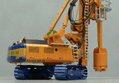 Bauer Drill Rigs