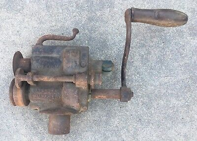 Peck Stow And Wilcox Roller