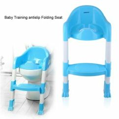 Childrens Potty Chairs Chair Covers Near Me Trainer Toilet Seat Kids Toddler W Ladder Step Up Training Stool Be