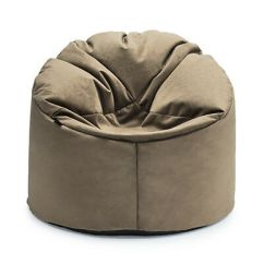 Mushroom Bean Bag Chair Hanging Stand Only Luxury Adult Big Chairs Micro Suede Sofa Cover Giant St Clair Velvet Xl Extra Large Beanbag