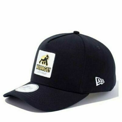 7bc08c20b04 New Era 9forty D Frame Walking Ape Patched Snapback Cap Black