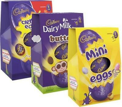 Easter egg bundles of 6 easter eggs Cadbury creme