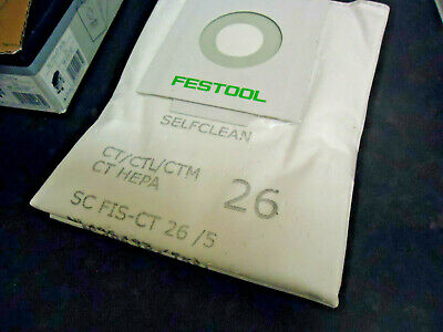 Festool Reusable Dust Bags