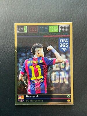 Panini Adrenalin XL Fifa 365 Limited Edition Neymar Jr.