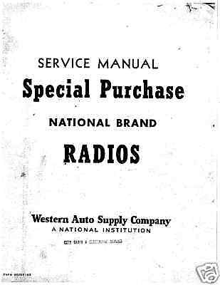1919 TO 1935 GREBE Vintage Radio SERVICE MANUAL CD HUGE