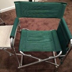 Picnic Time Sports Chair Fishing Second Hand Portable Folding Hunter Green Spring Soccer Mom Camp