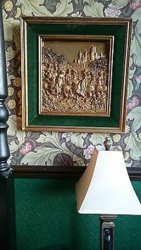 VINTAGE ~ Marcus Designs Wall Plaque ~ The Courtiers - 15 ...