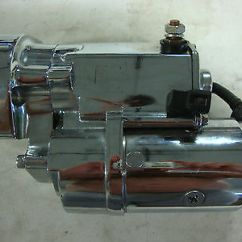 2005 Big Dog Bulldog Wiring Diagram Trail Tech Light Switch Motorcycles Transmission Seal Kit 11 Main Quad 2 0kw Chrome Starter Fits Rsd Baker Dssc Primary Up