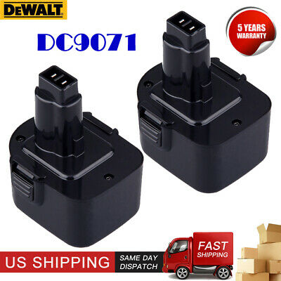 Dewalt 12v Battery Dw9071