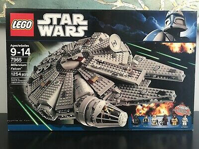 Lego Star Wars Millennium Falcon 7965 Nib New