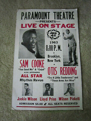 z158 rock n roll theater poster 24x36