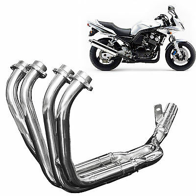 YAMAHA FZS 600 Fazer 1998-2003 Stainless Steel Downpipes
