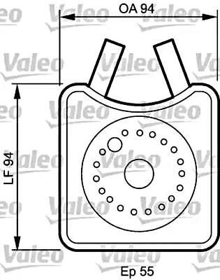 VW CRAFTER VW Lt 30-35 / 30-50 2.5 Tdi Oil Filter Housing