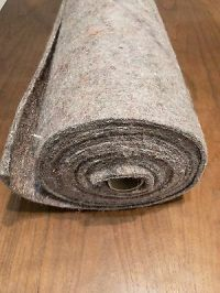 Automotive Jute Carpet Padding By The Yard  Floor Matttroy