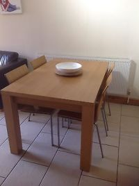 NEXT Kitchen table and chairs set  50.00 - PicClick UK