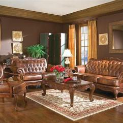 Tufted Brown Leather Sofa Where To Buy Legs Top Grain Tri Color Love Seat Living Room Furniture
