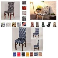 Decorative Chair Covers Wedding High For Dogs With Megaesophagus Stretch Dining Banquet Home Seat Case Slipcovers