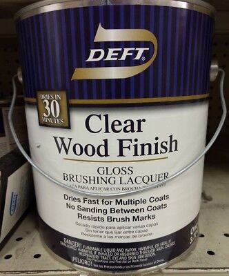 Deft Lacquer Gallon