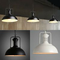 Kitchen Pendant light Black Chandelier Lighting Bar LED