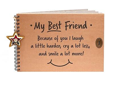 my best friend scrapbook