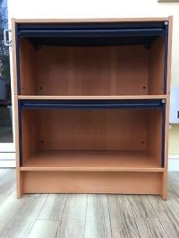 IKEA ROLL FRONT office shelving cupboard filing - 1.04 ...