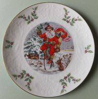 Royal Doulton Decorative Plate. Banff National Park D6475