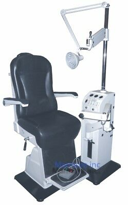 nidek chair and stand round table 6 chairs dimensions burton xl 3300 optometry optician used 3 750 00