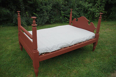 Antique Rope Bed Mattress