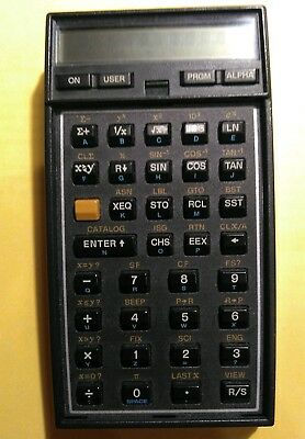 hp 41c calculator for