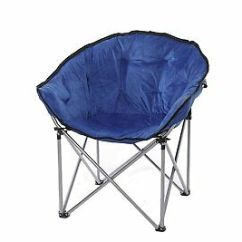 Adult Saucer Chair Foldable Picnic Table Gojooasis Folding Moon Father S Day Gift Faux Fur Large Folda