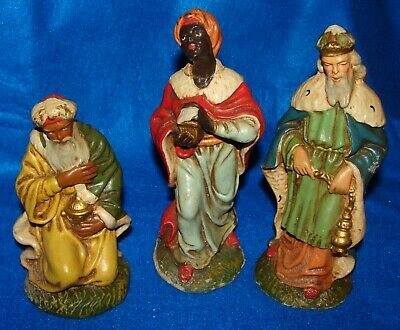 large vintage figures from