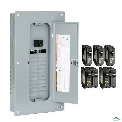 100 Amp Wadsworth Fuse Box Wadsworth 100 Amp Main Pull Out Assembly 250 00 Picclick