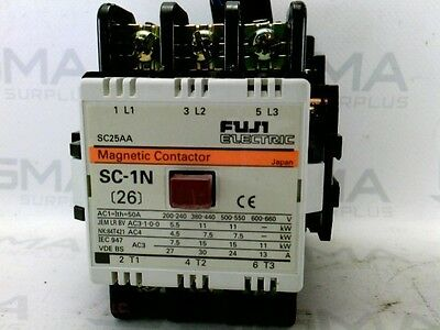 3 Phase Magnetic Contactor